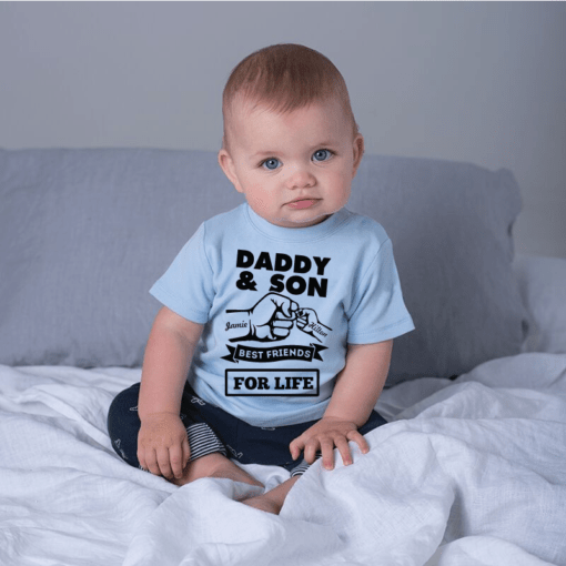 Personalised Baby / Toddler T-Shirt