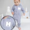 Personalised Baby / Toddler Onesie (Name Design)