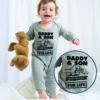 Personalised Baby / Toddler Rompersuit (Best Friend Design)