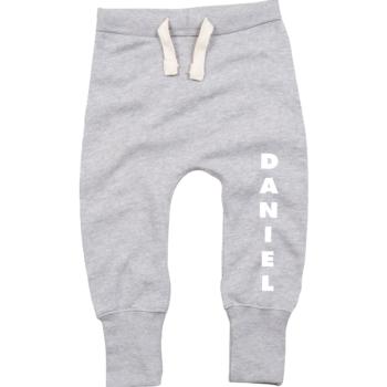 Personalised Baby / Toddler Sweatpants