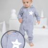 Personalised Baby / Toddler Onesie (Star Design)
